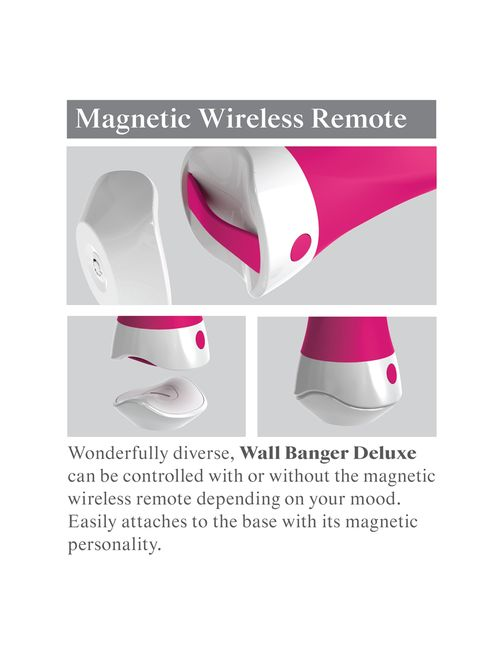 3Some - Wall Banger Deluxe Vibrator
