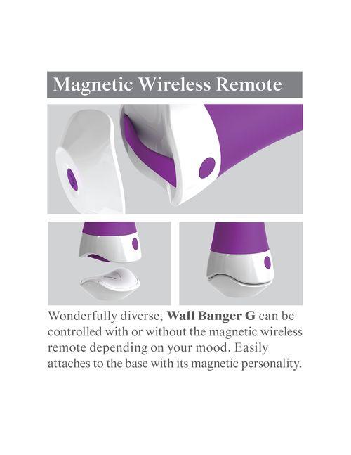 3Some - Wall Banger G-Punkt-Vibrator