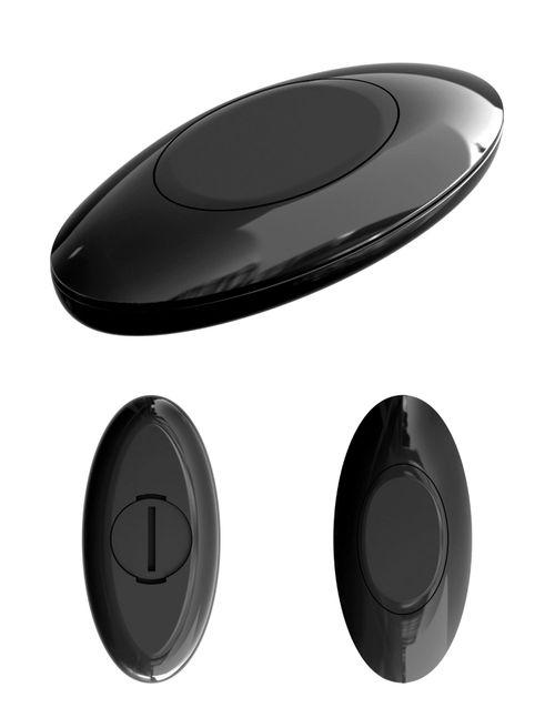 3Some - Wall Banger Vibrerende Anaal Stimulator Met Afstandsbediening