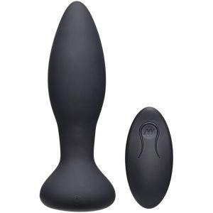 Vibe Experienced vibrierender Analplug - Schwarz