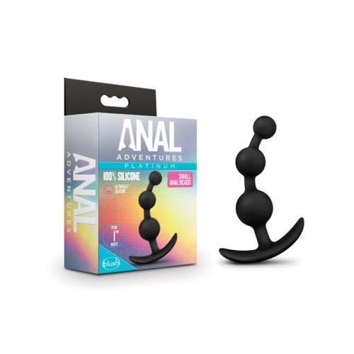 Anal Adventures Platinum - Kleine Analperlen