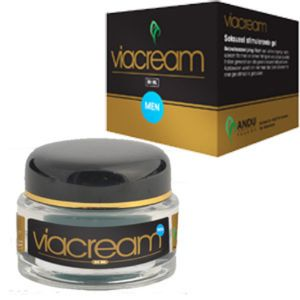 Erotisch Stimulerende Gel - Viacream Man