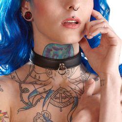 Halsband - Zwart