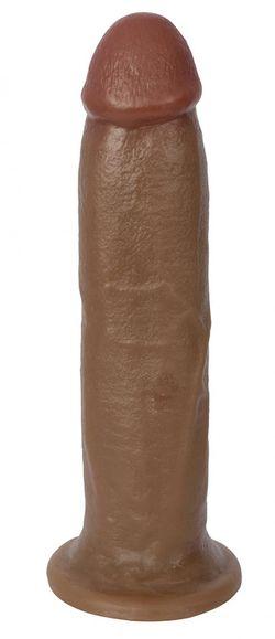 Realistische Dildo Met Zuignap - 22 cm