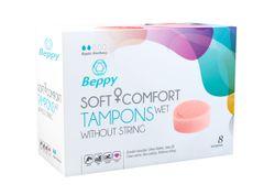 Beppy Soft + Comfort Tampons WET - 8 stuks
