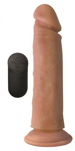 Realistische Vibrerende Dildo Met Zuignap - 21.5 cm