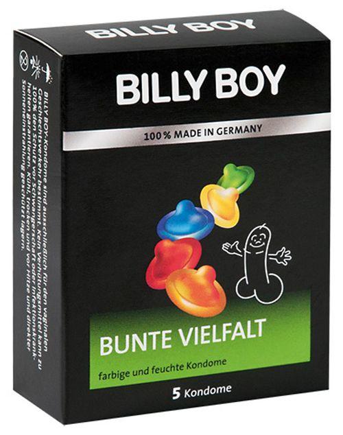 5 Billy Boy pret condooms