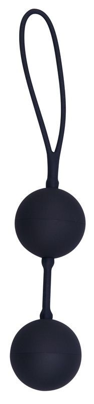 Perfecte vaginaballetjes - zwart