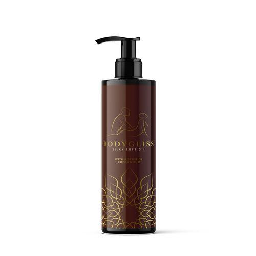BodyGliss - Massage Olie En Glijmiddel in 1 Kokos & Rum - 150 ml
