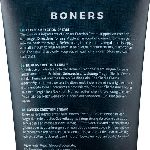 Boners Erektionscreme