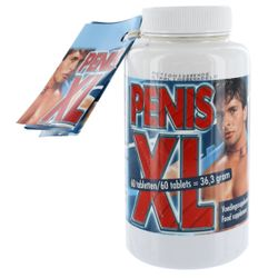 Penis XL Erectiepillen - 60 stuks