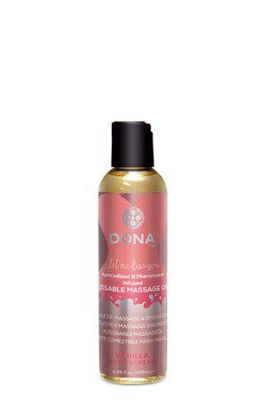 Dona - Küssbares Massageöl - Vanille/Buttercreme