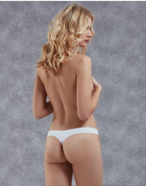 Basis String - Weiß