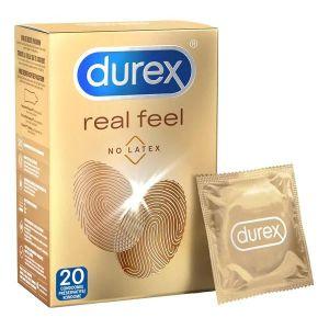 Durex Real Feel Condooms - 20 st.
