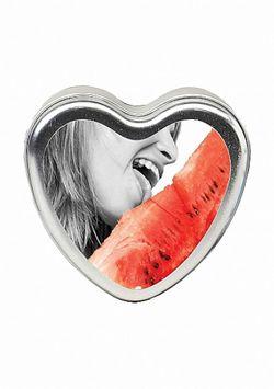 Kissable Oil Massage Kaars - Watermeloen