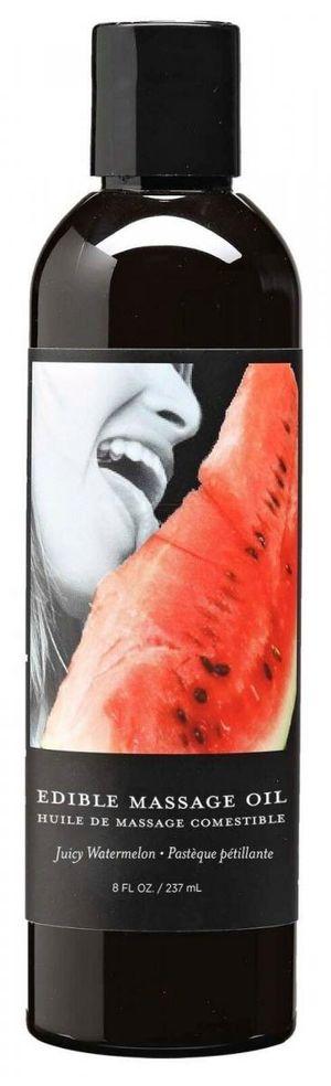 Kissable Massage Olie - Watermeloen