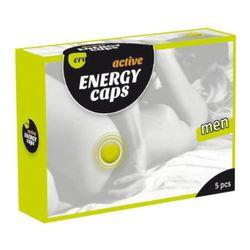 Energie capsules voor mannen 5 stuks