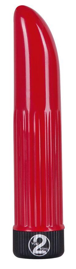 Ladyfinger Mini Vibrator - Rood