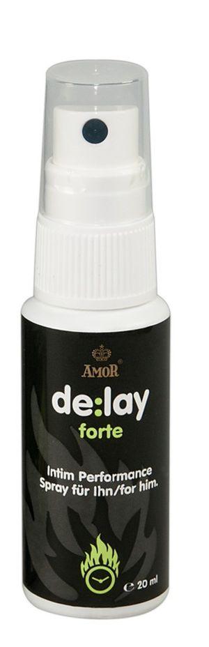 Orgasme Vertragende Spray - Delay Forte