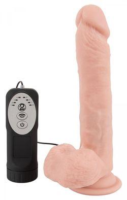 Realistische Stotende en Vibrerende Vibrator