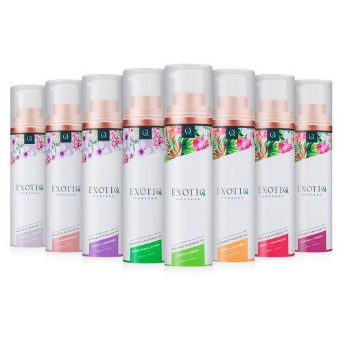 Exotiq Massageolie Lovely Lavender - 100 ml