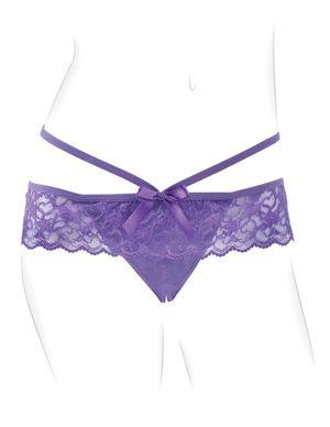 Crotchless Panties Thrill-Her - Vibrierende Höschen