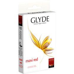 10 Rode Glyde Ultra Maxi Condooms