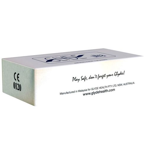 Glyde Ultra Natural Condooms - 100 stuks