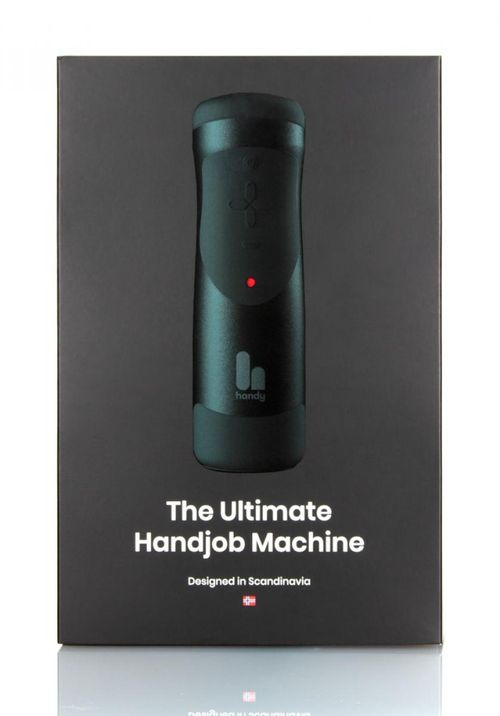 The Handy Masturbator