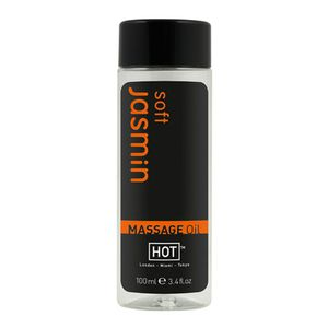 HOT Massage Olie - Soft Jasmin
