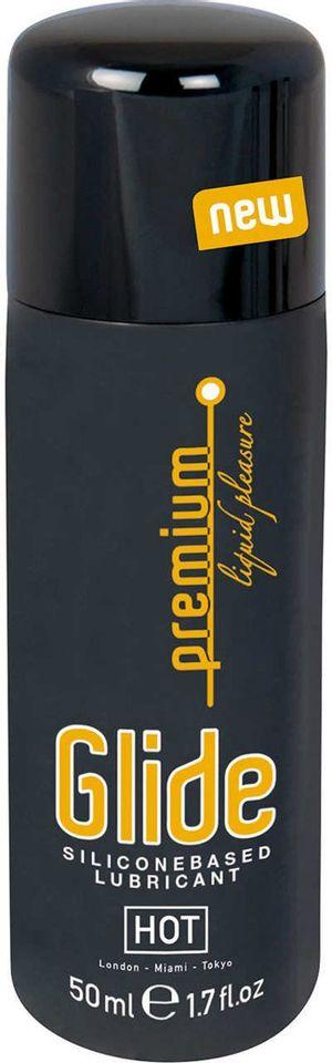 HOT Premium Glide Siliconen Glijmiddel - 50 ml