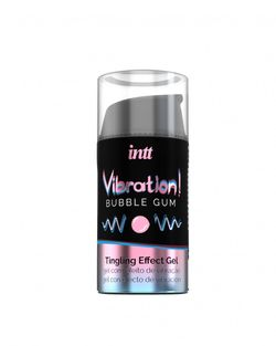 Vibration! Bubble Gum Tintelende Gel