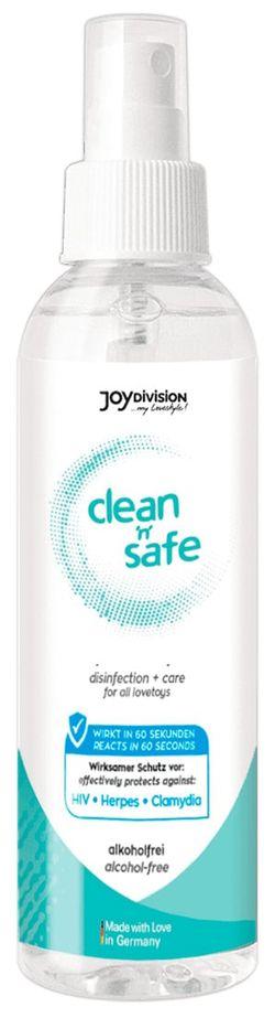 Clean 'n' Safe Toycleaner - 100 ml