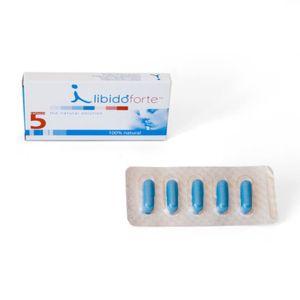 LibidoForte - Voor Mannen - 5 Capsules