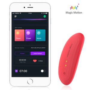 Magic Motion - Nyx Smart Panties Vibrator, App-Gesteuert