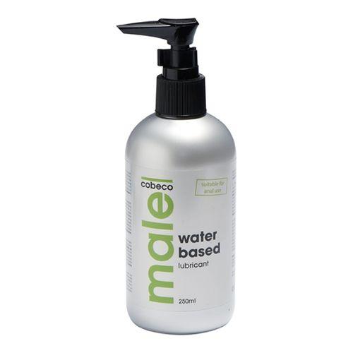 MALE Cobeco Gleitmittel auf Wasserbasis 250 ml