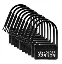 Keyholder Kuisheidskooi Hangslotjes - 10 Stuks