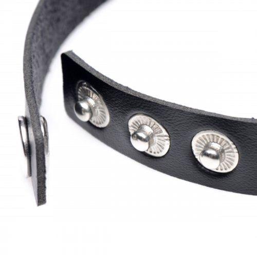 Gothic Heart Verstellbares Halsband