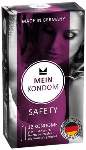 Mein Kondom Safety - 12 Condooms