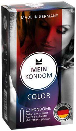 Mein Kondom Color - 12 Condooms