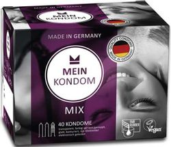 Mein Kondom Mix - 40 Condooms