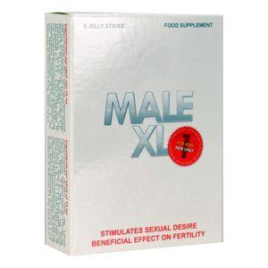 Male XL Jelly Sticks - Aphrodisiakum für Männer  - 5 Beutel