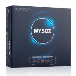 MY.SIZE Pro 57 mm Condooms - 36 stuks