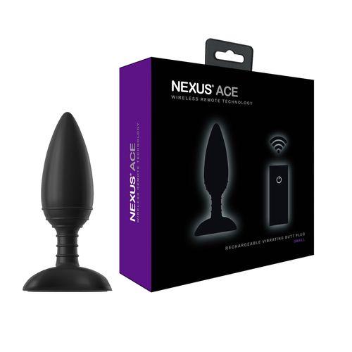 Nexus Ace Vibrating Analplug - Klein