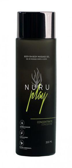Nuru Play Body2Body Massage Gel – 335 ml