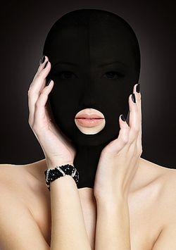 Subversion Masker - Zwart