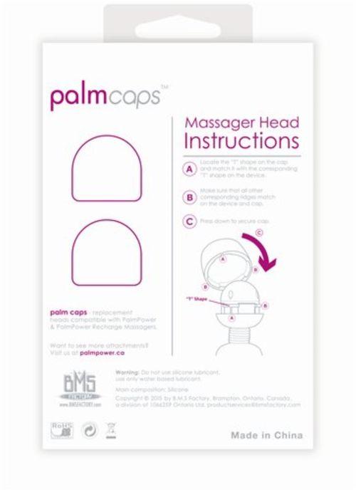 Palm Power - Silikonaufsätze Palm Caps