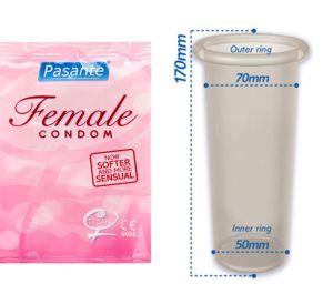 Pasante Vrouwen Condoom - 3 stuks