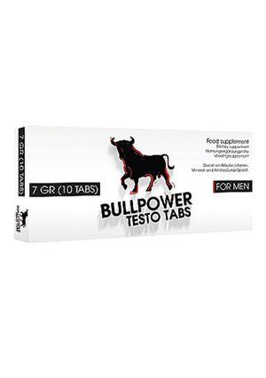Bull Power Testo Tabs Erectiepillen