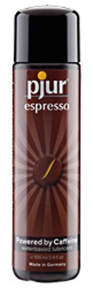 Pjur stimulerend glijmiddel Espresso